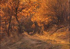 Roebuck painting