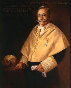 Decano de la Facultad de medicina de Cadiz